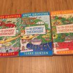 英語読書初挑戦の小学生におすすめ英語本!THE13-STORIES TREE HOUSE