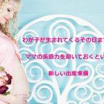 妊娠中のプレママ期がバイリンガル育児スタートの最適期!新しい出産準備のカタチ