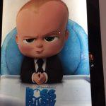 映画Boss baby観ました♪あらすじ紹介!日本語話す?ペーパーバック購入可能